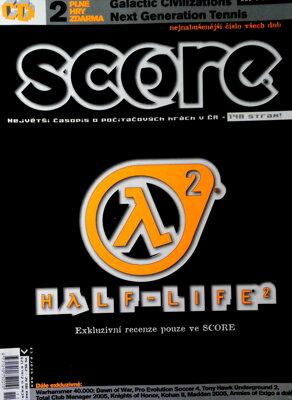 Časopis score 280