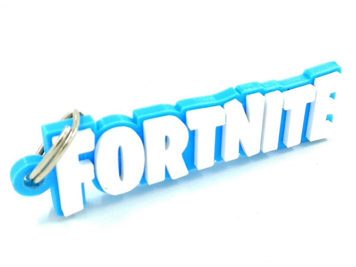 Kľúčenka Fortnite modrá e3c8d947e29