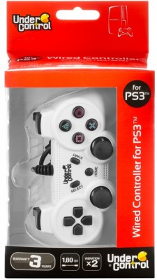 Joypad Under Control - white PS3