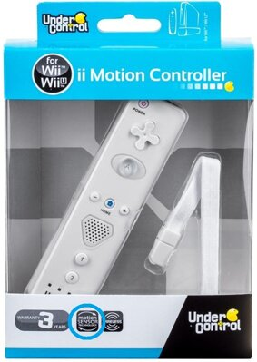Wii Remote Controller + Motion biely