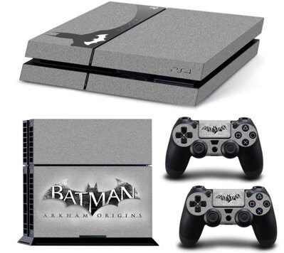 PS4 polep Batman