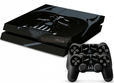 PS4 polep Star Wars