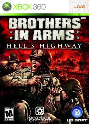 Brothers In Arms: Hell 'Highway XBOX 360