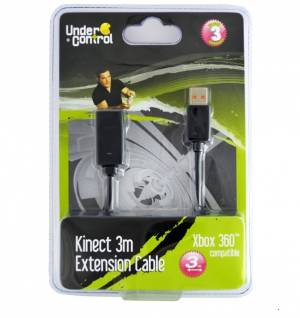 XBOX 360 Kinect Extension Cable 3m