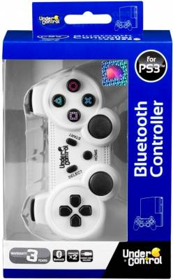 PS3 Bluetooth Controller biely
