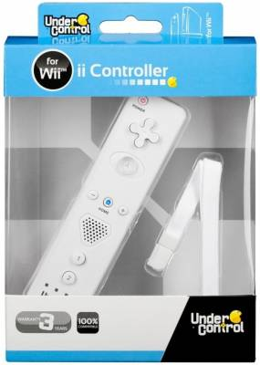 Wii Remote Controller biely