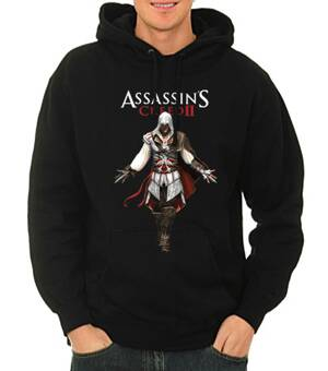 Mikina Assassin's Creed