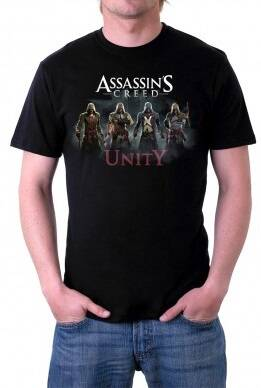 Assassin's creed Unity tričko
