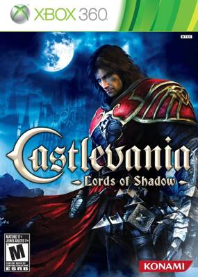 Castlevania : Lords Of Shadow XBOX 360
