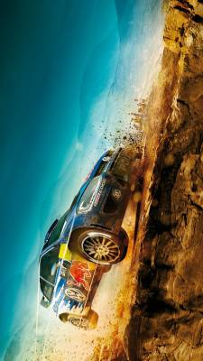 Plagát Dirt Rally
