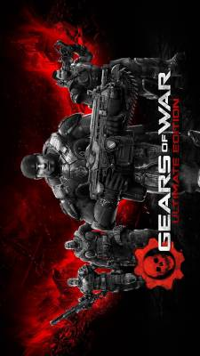 Plagát Gears Of  War