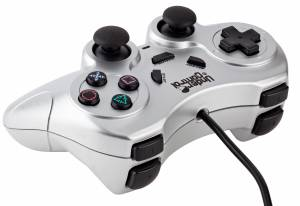 Shock Controller Under Control - silver