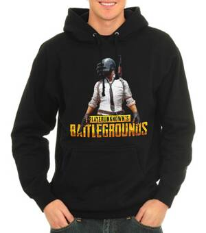 Mikina Playerunknown´s Battlegrounds