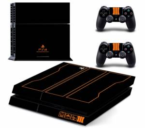 PS4 polep COD Black Ops 3 V2