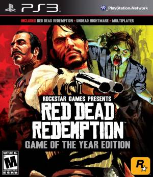 Red Dead Redemption (Game of the Year Edition ) PS3