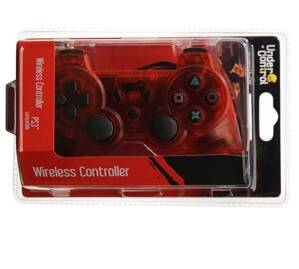 Axis Wireless Controller - red PS3