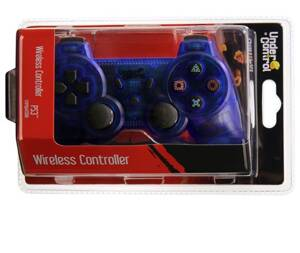 Axis Wireless Controller - blue PS3