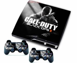 PS3 slim polep COD Black Ops 2