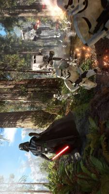 Plagát Star Wars Battlefront